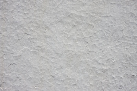 Closeup of whitewashed wall in Greece