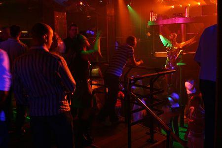 people disco Stock Photo - 389271