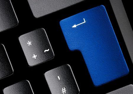 edv: Tastiera nera con una chiave blu. Usila per i concetti tecnici.