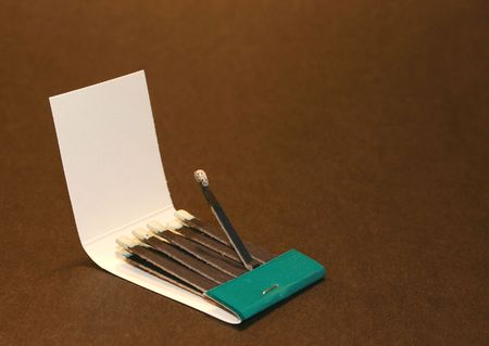combust: matches