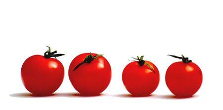 Tomato Family Stock Photo - 740495