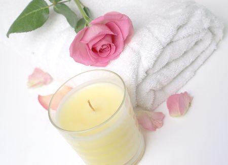 destress: Rose Petals Spa