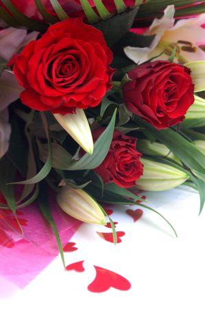 Valentine Flowers Stock Photo - 793479