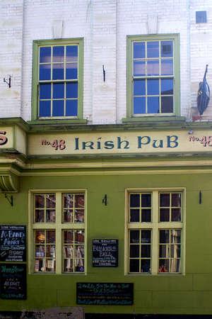 pubs: Traditional Irish Pub