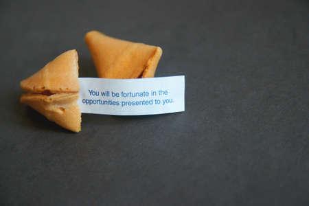 fortune cookie: Fotune Cookie message