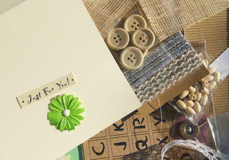 crafting: Elaboraci�n de Scrapebooking