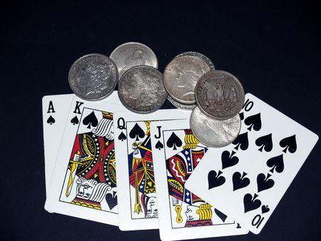 Royal coins