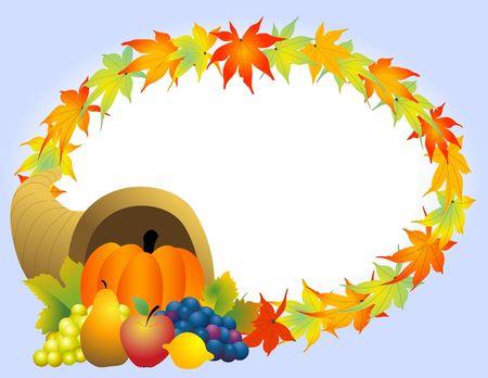 Cornucopia - Thanksgiving photo