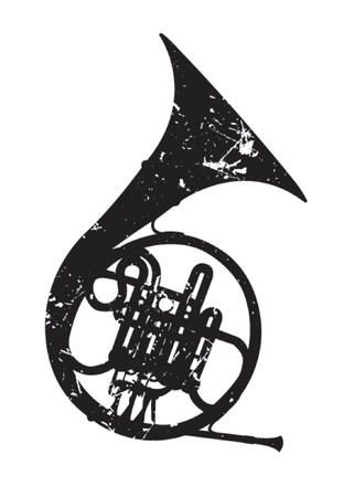 march band: French Horn