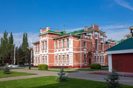 pedagogical: Tambov State Musical Pedagogical Institute named Sergei Rachmaninoff (Rachmaninoff Music School)