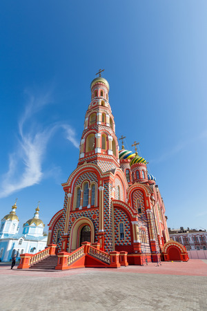 ascension: Russia. Tambov city. Cathedral of the Ascension in Ascension Monastery