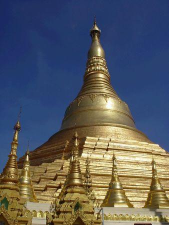 Myanmar - Shwedagon Stock Photo - 342725