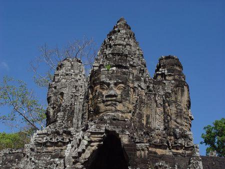 angor: Cambodia - Angor Wat