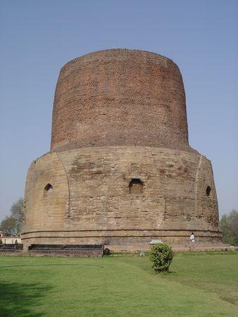 sarnath: Sarnath stupa