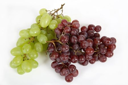 riped: Fresh grape. The Fruits.