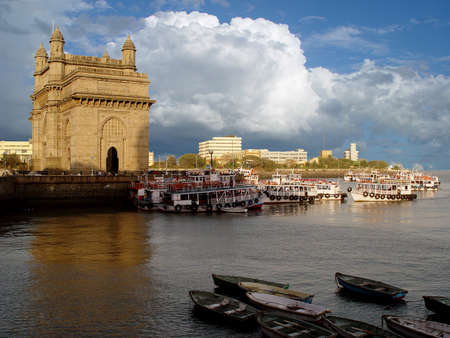 Gateway of India, Mumbai(Bombay), India. photo