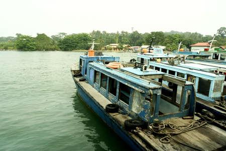 pulau: Sea Ferry Services