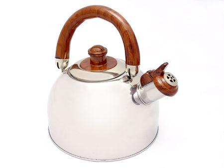 stovetop: Teapot metal