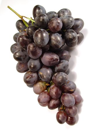 the fruitful: Grapes