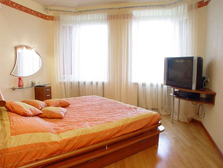 coverlet: Interior a bedroom