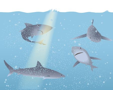 Digital illustration from scratch. Stock Illustration - 382954