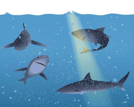 Digital illustration from scratch. Stock Illustration - 382967