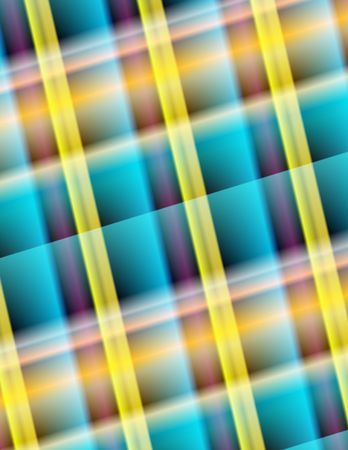 allegoric: Abstract 3-d digital illustration. Allegoric Cage. Stock Photo