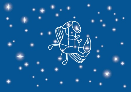 illustration of zodiacal symbol Stock Vector - 3696268