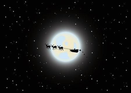 christmas card  Stock Vector - 3895473
