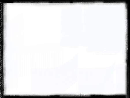 layer mask: Black grunge border over white