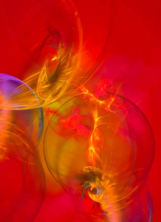 spiritual energy: Modern abstract background  design with space for your text.