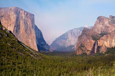 El Capitan, Yosemite Valley, Yosemite National Park, California, USA photo