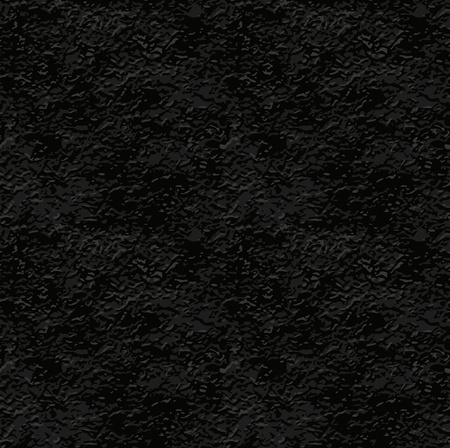 seamless texture of black stucco wall vector illustration EPS10. Vector