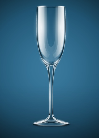pellucid: glass goblet for wine. Transparent objects used for shadows and lights drawing.