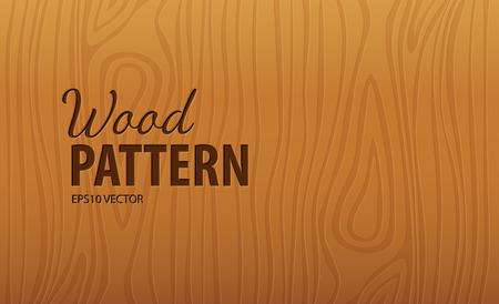 buckler: Wooden texture background. Eps10 vector illustration Illustration