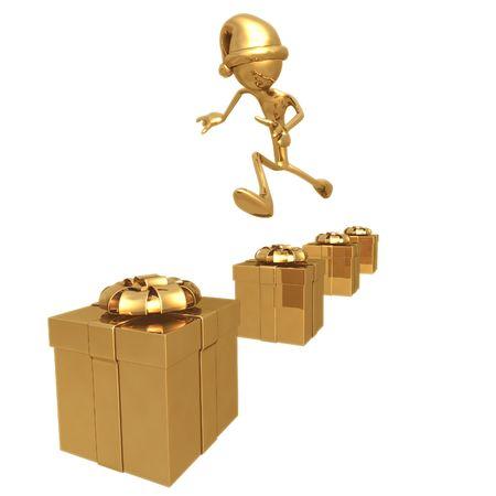 Gift Hurdles Stock Photo - 814943