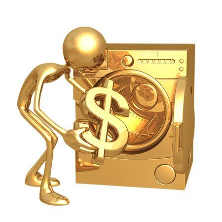money laundering: Il riciclaggio di denaro sporco dollaro