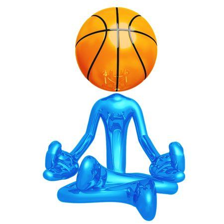 guru: Basketball Guru Stock Photo