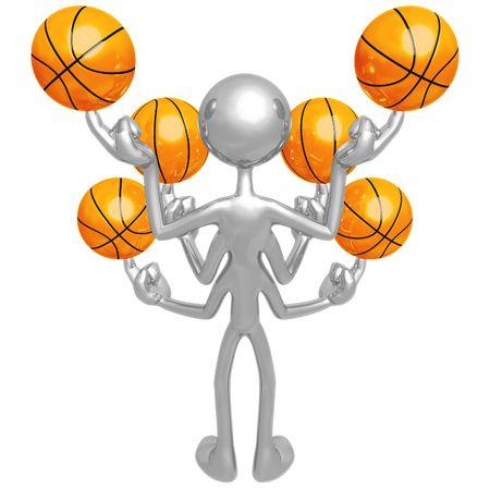dexterity: Master Baller