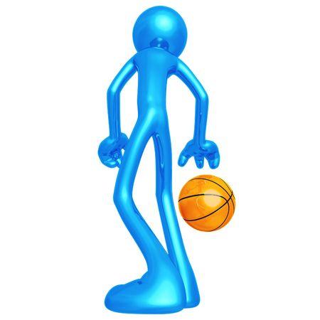 dribble: Basketball Dribble