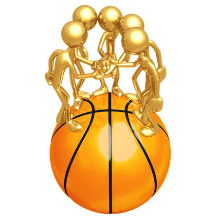 pledge: Basketball Team