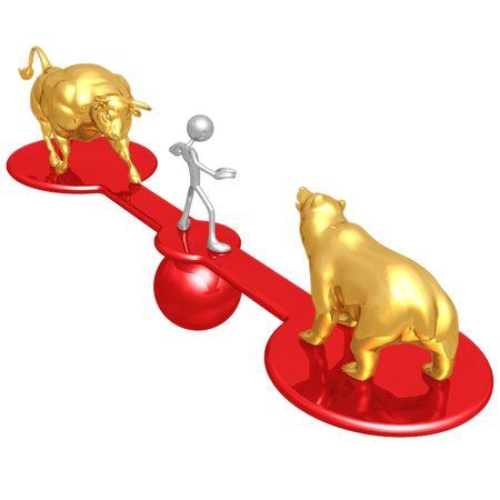 bullish: Tendenze di mercato della bilancia