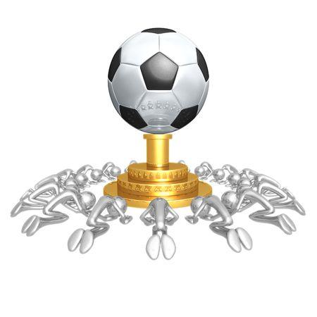 idolatry: Soccer Football Worship