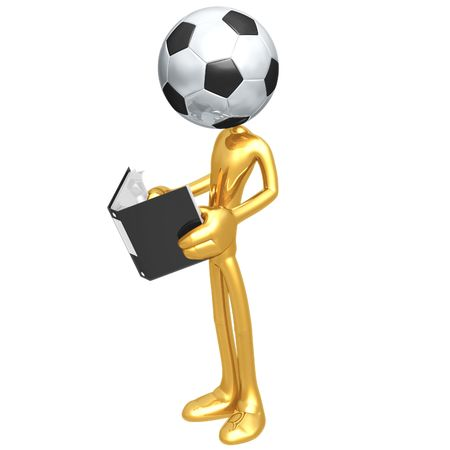 Soccer Football Rulebook photo