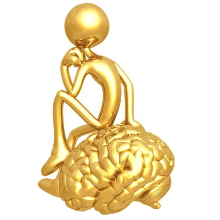 a thinker: On Your Mind Thinker