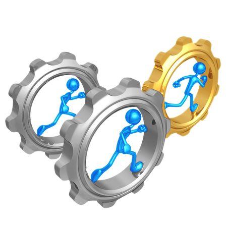 better icon: Gear Runner Race
