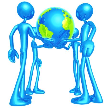 idiom: World In Our Hands