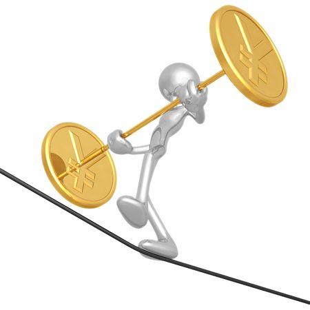 tightrope walker: Tightrope Yen