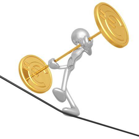 tightrope walker: Tightrope Euro