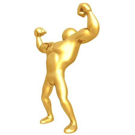 hombre fuerte: Generador de cuerpo de hombre fuerte